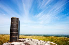bible-on-a-rock