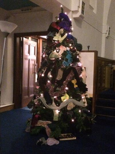 The Mitten Tree 2016