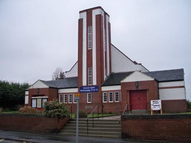 Wilson Memorial Church