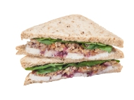 Christmas sandwiches