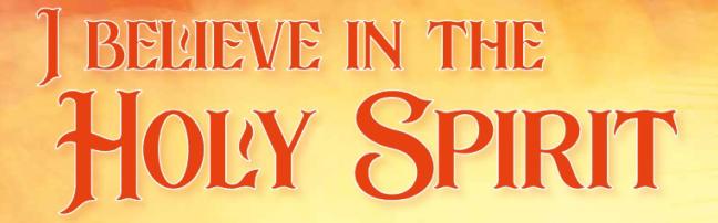 holy spirit stedfast
